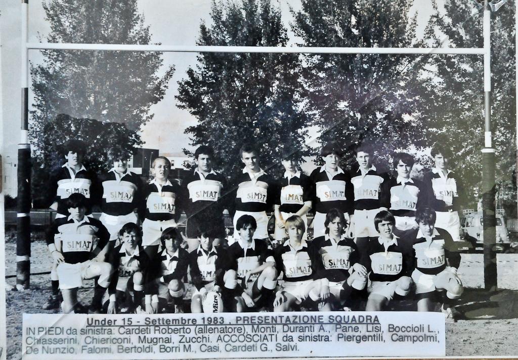 Under 15 1983