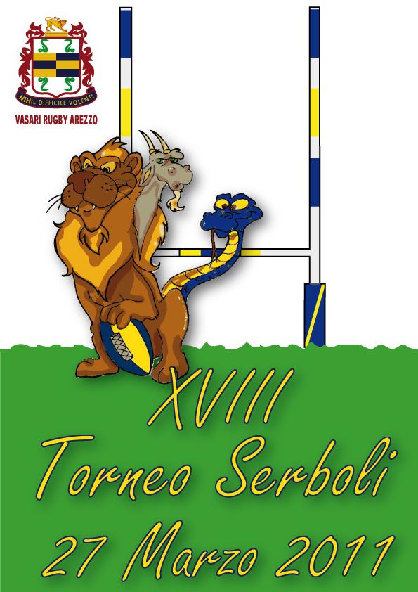 XVIII Torneo Internazionale L. Serboli 27 Marzo 2011